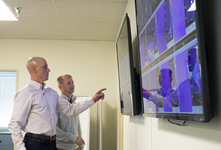 scitec engineers discuss new defense software